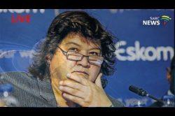 WATCH: Lynne Brown explains Molefe, Eskom saga