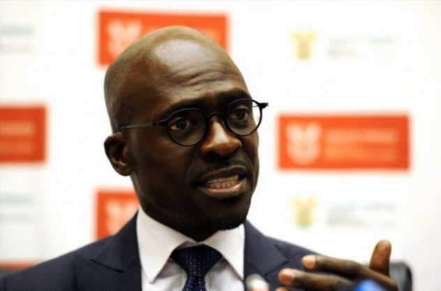 PRETORIA, SOUTH AFRICA – APRIL 04: Finance Minister Malusi Gigaba. (Photo by Gallo Images / Beeld / Felix Dlangamandla)