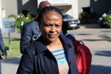 Mkhwebane allegedly lied about influence from the BLF