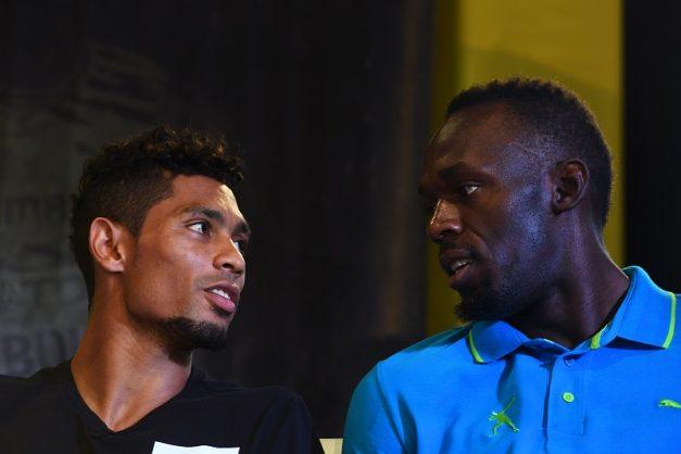 Usain Bolt: Wayde van Niekerk will take over from me