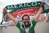 Mexico fans warned over homophobic chant