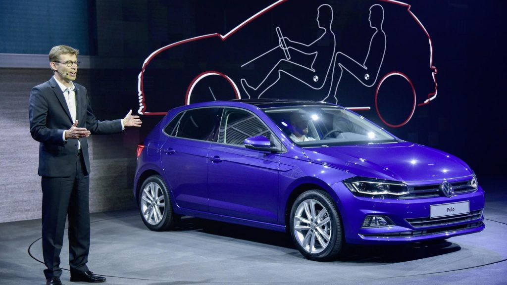 2018 Volkswagen Polo First Look The Citizen