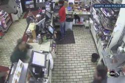WATCH: Man attacks cashier after debit card declined