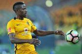 Former Chiefs striker training with Zimbabwean club