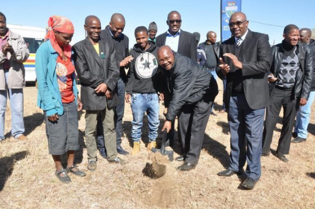 Government to build a house for the slain Coligny teenager's family