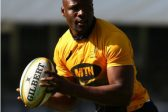 Oupa Mohoje not troubled by filling a big Springboks void