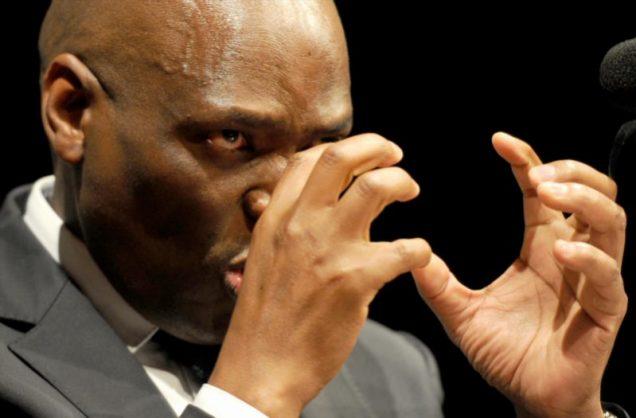 Hlaudi still has 'that thing', will address Mboro's church on Sunday