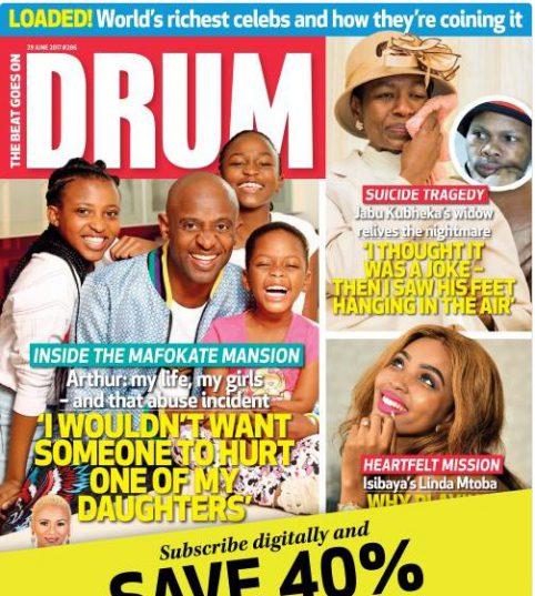 Drum Magazine. Picture: Twitter