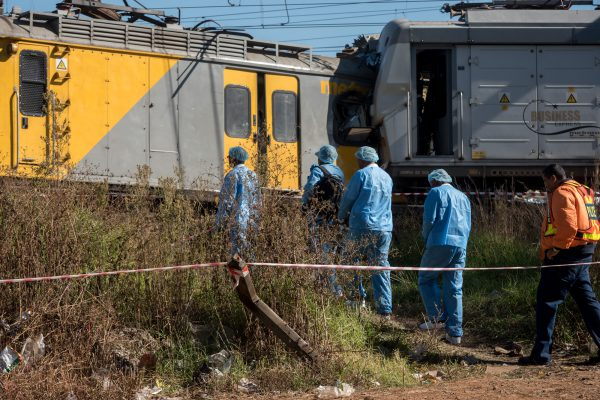 Cable theft a contributor to train crash
