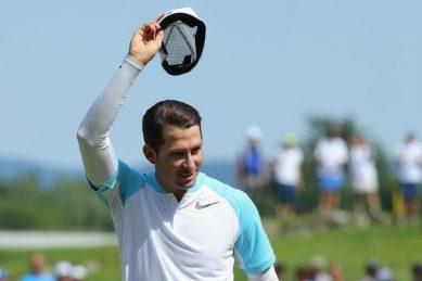 SA's fastest rising golf star