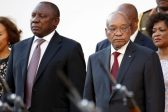 Ramaphosa: It pained Kathrada to have to ask Zuma to step down
