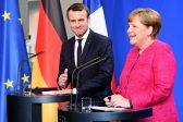 Merkel ready to consider Macron eurozone reform ideas