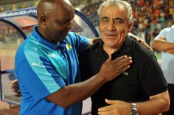 Pitso content with Tunis draw