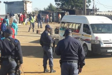 Slovo Park finally getting electricity