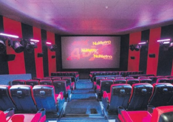 4DX: Moving and shaking the cinematic experience