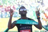 Mthembu grabs bronze at 100km World Champs