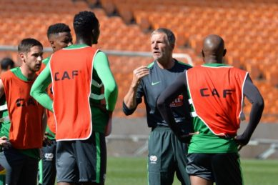 Which Bafana will turn up on Friday?