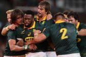 Springboks vs France – As it happened