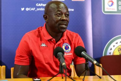 SuperSport United 'hungry' for Caf Confederation Cup