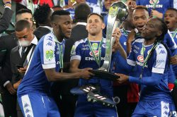 SuperSport rout Pirates to retain Nedbank Cup