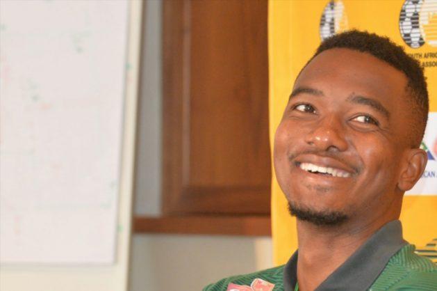 Masalesa to captain Bafana in Cosafa Cup