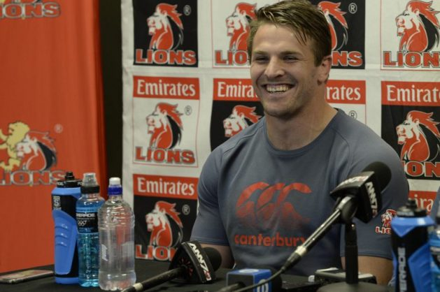 Super Rugby: Jaco Kriel isn't going anywhere … yet