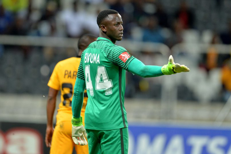 Bruce Bvuma of Kaizer Chiefs (Photo by Lefty Shivambu/Gallo Images)