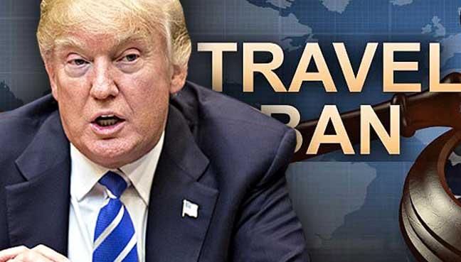 Trump asks Supreme Court to reinstate Muslim travel ban