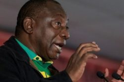 Things starting to look better for the Ramaphosa campaign
