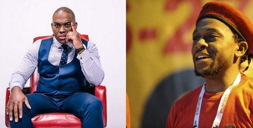 Vusi Thembekwayo and Mbuyiseni Ndlozi.