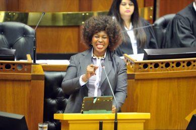 BREAKING: Makhosi Khoza has quit the ANC