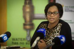 Minister Mokonyane's husband passes away