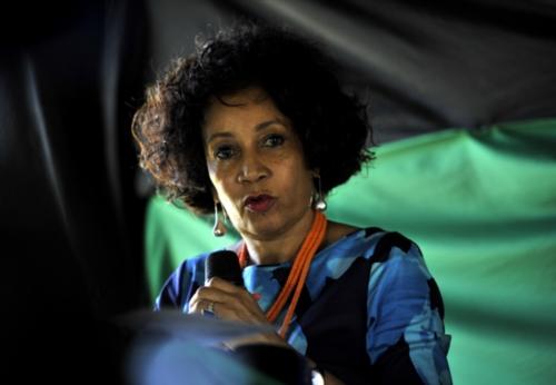 Lindiwe Sisulu blames Zuma for ANC's negative public image
