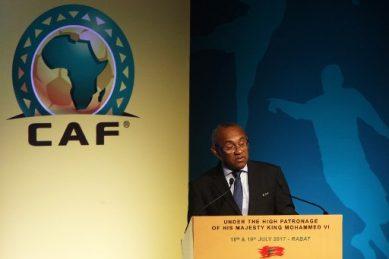 Caf confirms postponement of 2021 Afcon