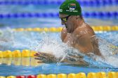 South Africa's swimmers battle in Budapest