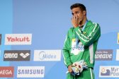 No more luck for Le Clos