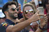 Ricciardo quickest in opening practice for Hungarian Grand Prix