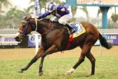 Bull Valley charges home