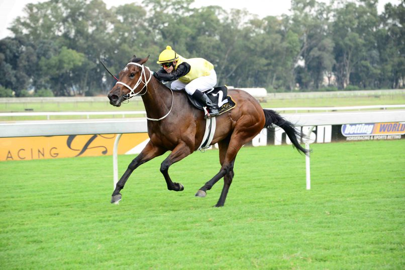 VALUE BET. Piere Strydom believes the fast conditions will suit Captain's Girl when she runs in Race 7 at Turffontein today.