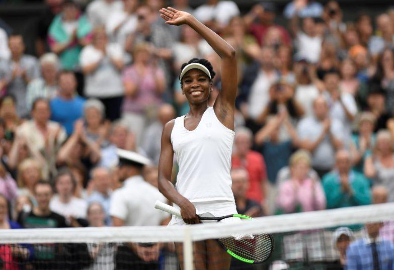Venus Williams has sister Serena's spirit by her side