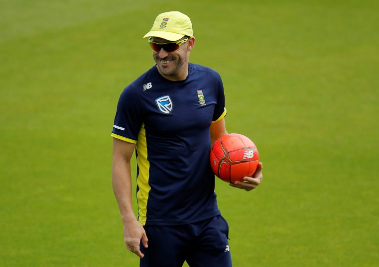 Du Plessis hopes to emulate previous efforts in England