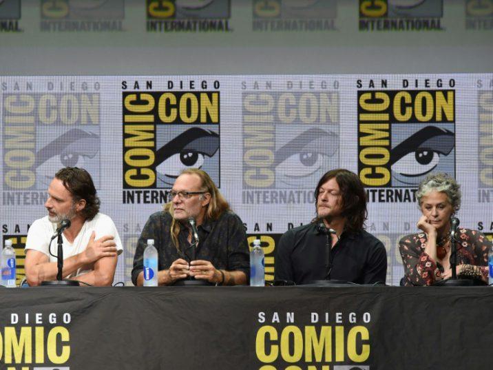'Walking Dead' Season 8 First Trailer Takes the War to Negan