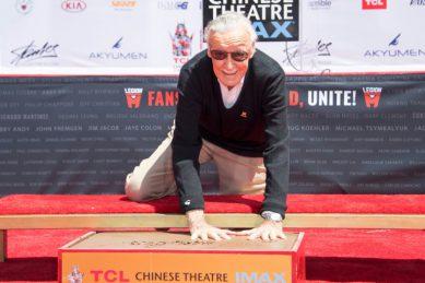 Hollywood honors Marvel Comics legend Stan Lee