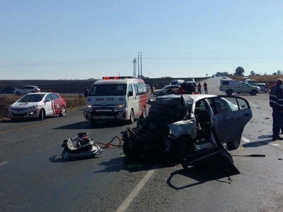 Two dead, several injured in Secunda crash