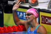 Efimova 'not surprised' by fifth career world swimming gold