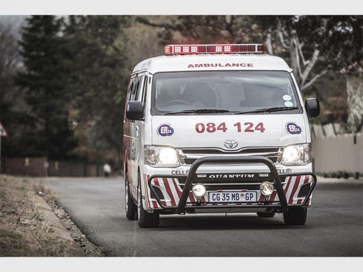 Ambulance Picture ER24.co.za