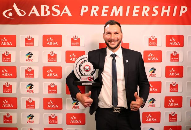Absa Premiership Goalkeeper of the Season, Darren Keet of Bidvest Wits during the 2016/17 PSL Awards at the Sandton Convention Centre, Johannesburg South Africa on 10 July 2017 ©Muzi Ntombela/BackpagePix