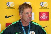 Baxter names Bafana squad for Cape Verde