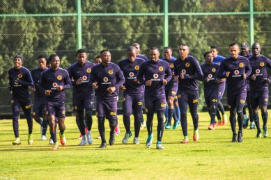 Manyama on month-long trial at Chiefs