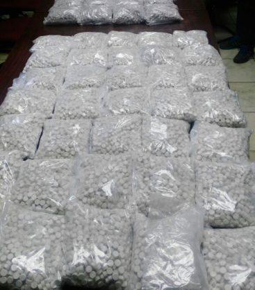 Massive drug bust in PTA